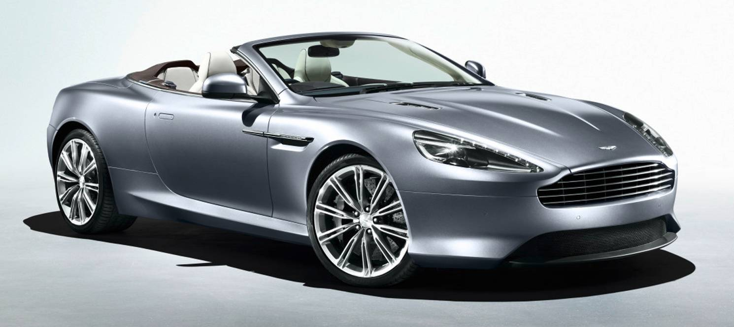 Hire ASTON MARTIN VIRAGE VOLANTE UK