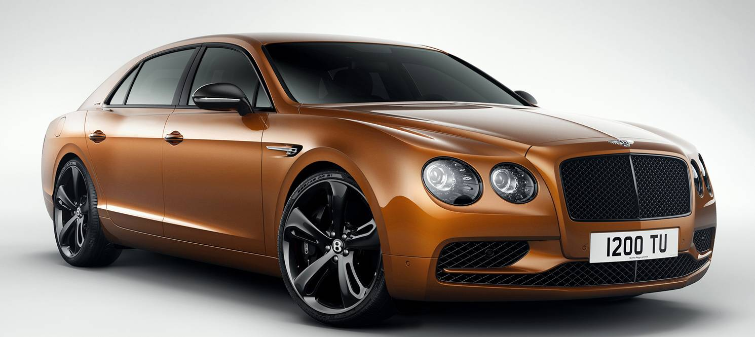 Bentley Flying Spur Hire Uk