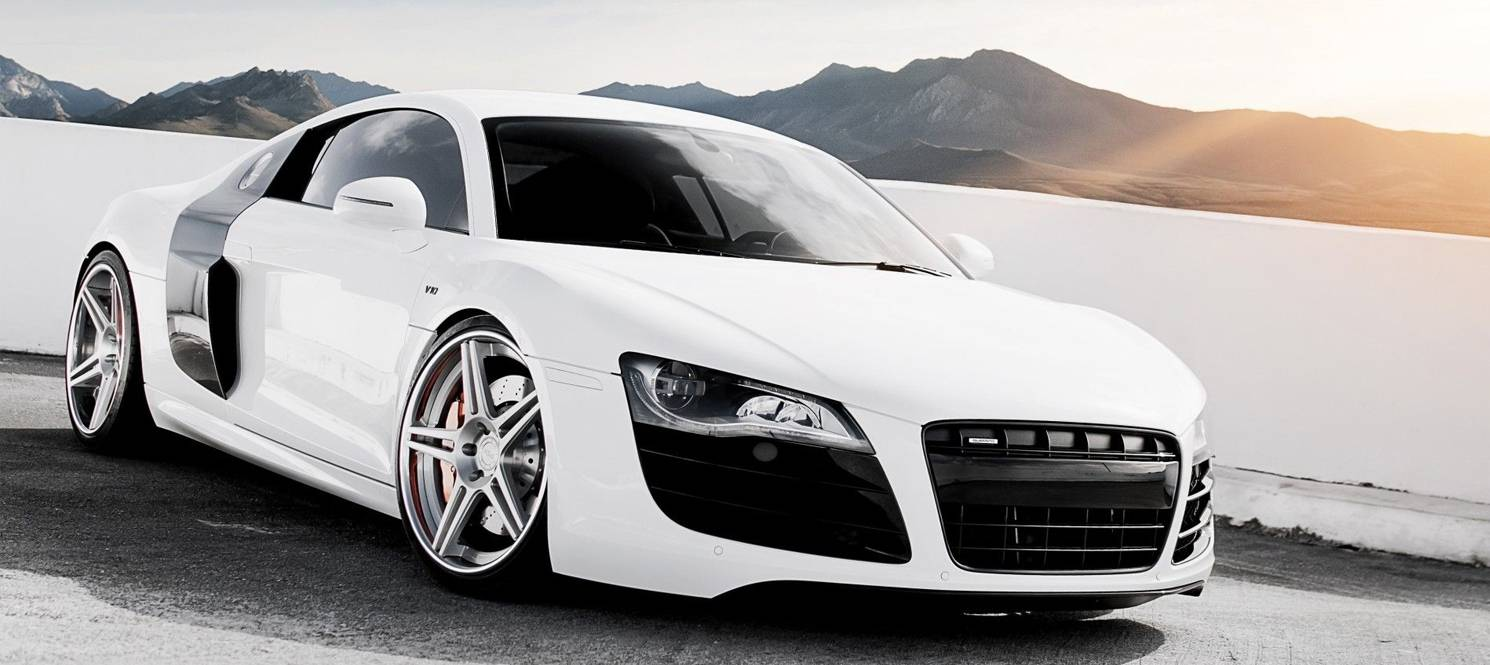 HIRE AUDI R8 V10 PLUS UK