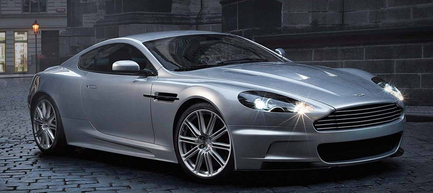ASTON MARTIN DBS HIRE UK