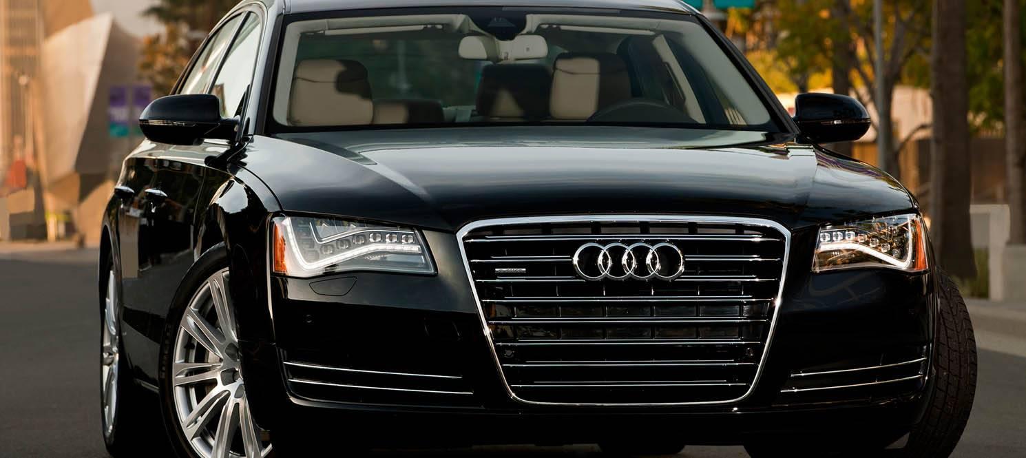 AUDIA8 - Audi Luxury Hire Car UK