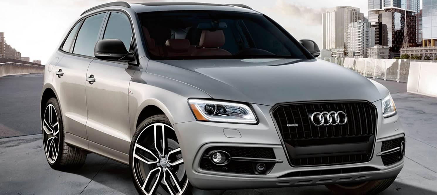 AUDIQ5 - Audi Luxury Hire Car UK