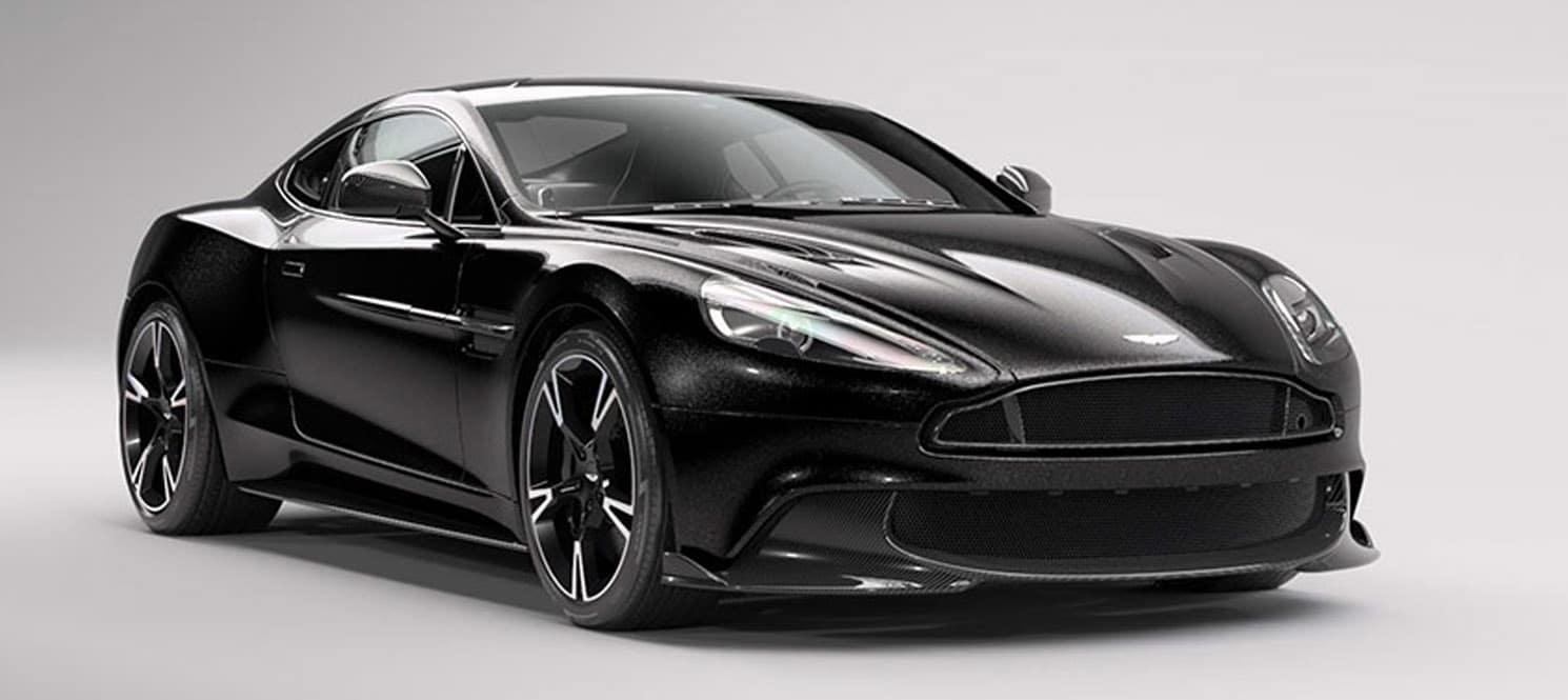 Aston Martin Vanquish Hire UK