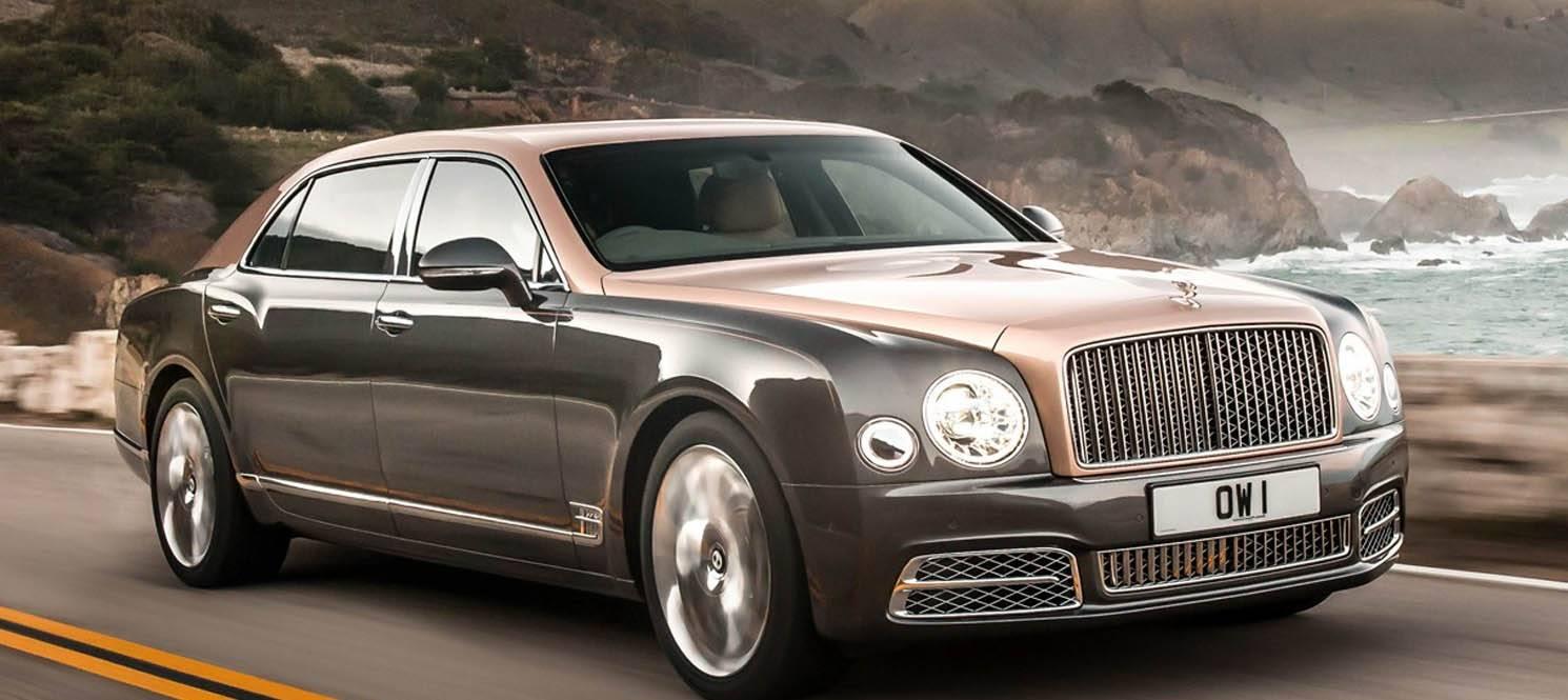 BENTLEY MULSANNE - Bentley Luxury Car Hire UK