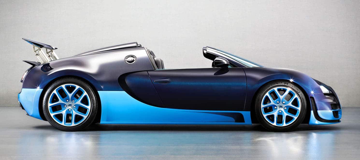 BGSV - Bugatti Luxury Car Hire UK