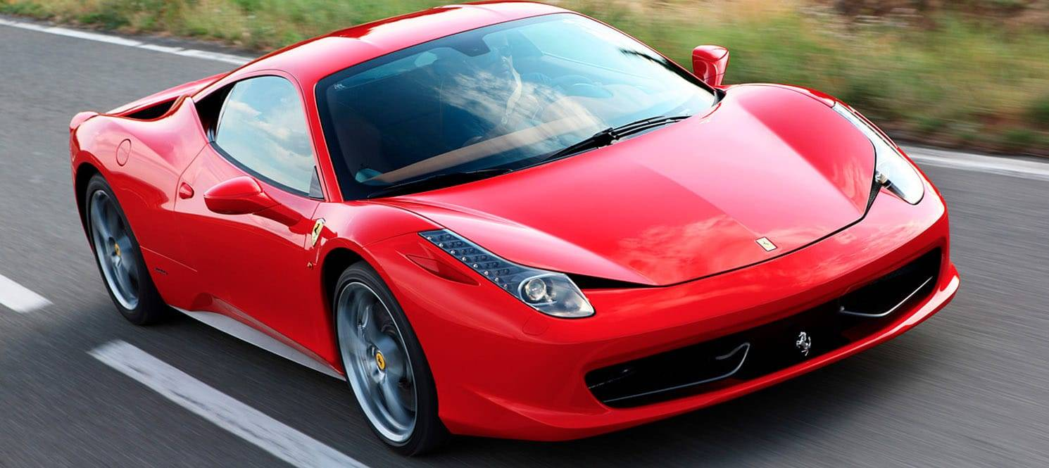 Ferrari Luxury Car Hire UK
