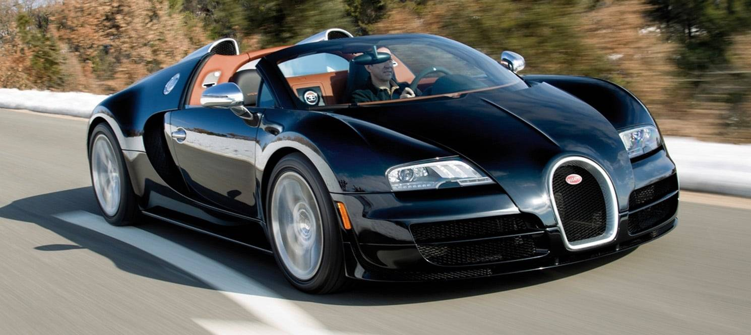 Hire Bugatti UK