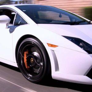 Hire Luxury Lamborghini UK