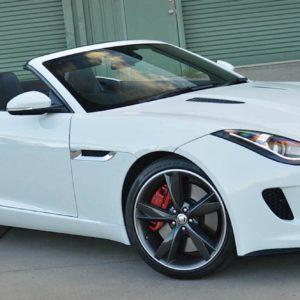 Jaguar F-Type S Cabriolet