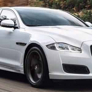 Jaguar XJ Hire UK