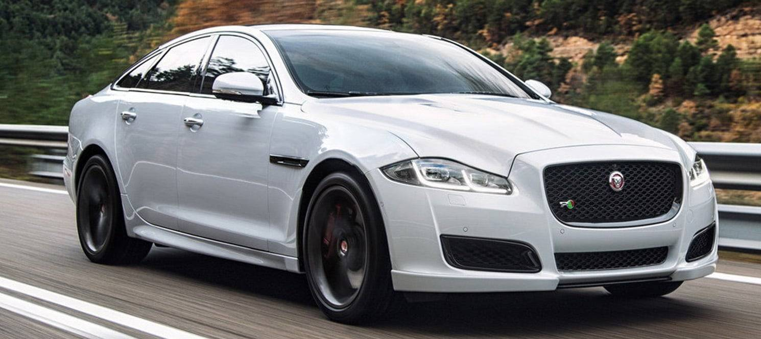 Jaguar XJ Hire UK