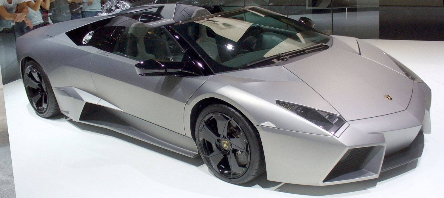 LAMBORGHINI REVENTON HIRE UK