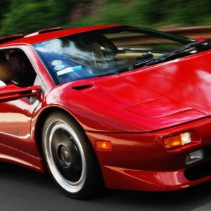 Lamborghini Diablo Hire UK