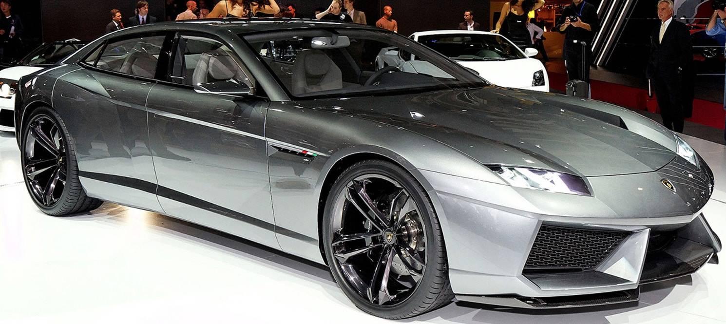 Lamborghini Estoque HIRE UK