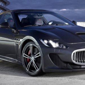 Maserati Gran Turismo Coupe HIRE UK