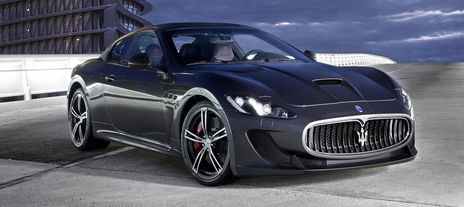 Maserati Gran Turismo Coupe HIRE UK