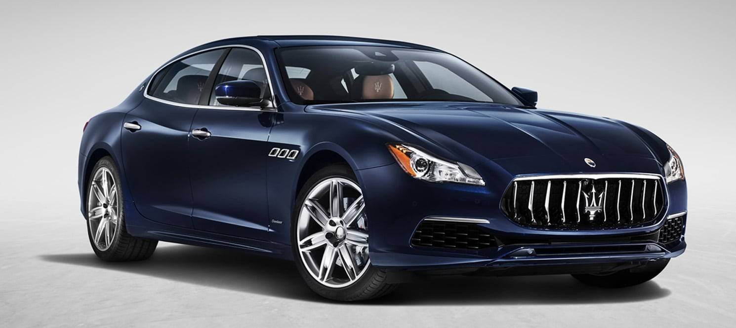 Maserati Quattroporte HIRE UK