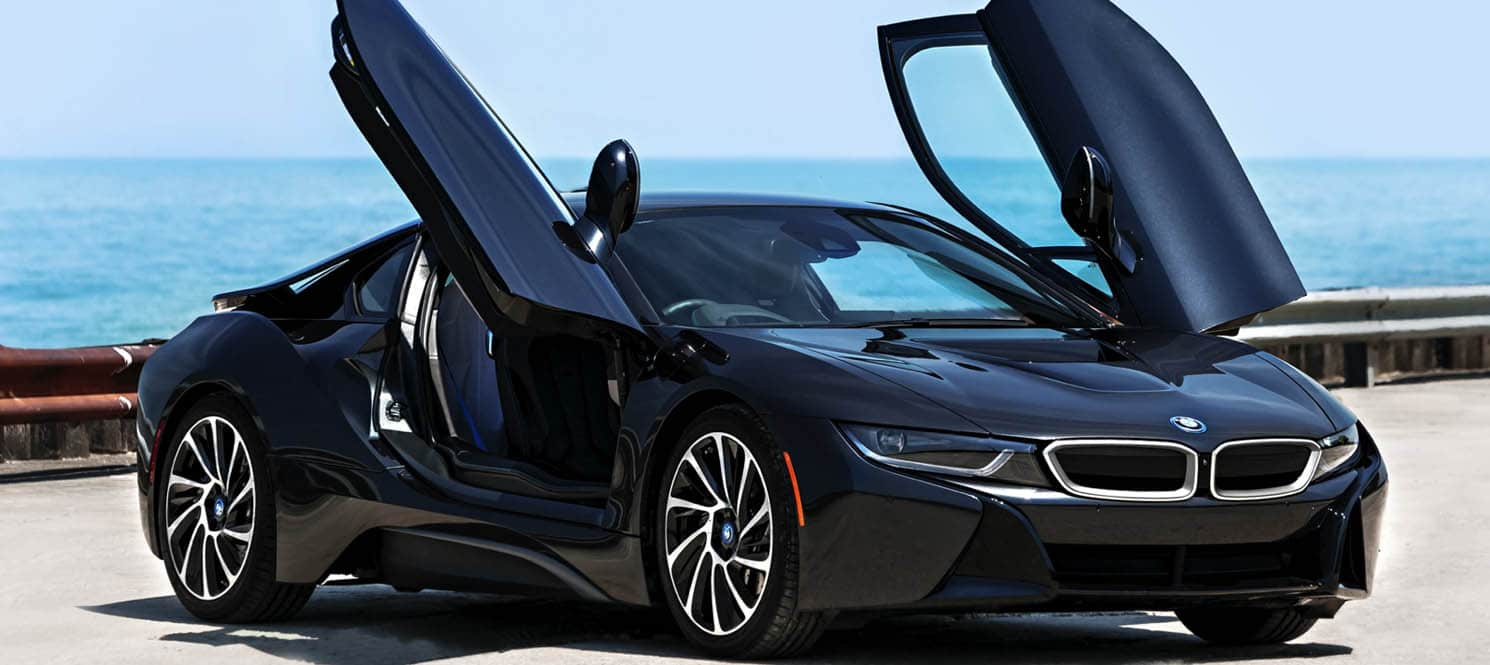 bmw i8 hire uk