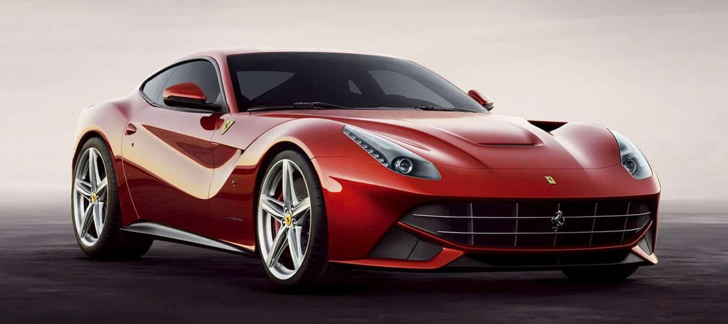 f12 berlinetta - Ferrari Luxury Car Hire UK