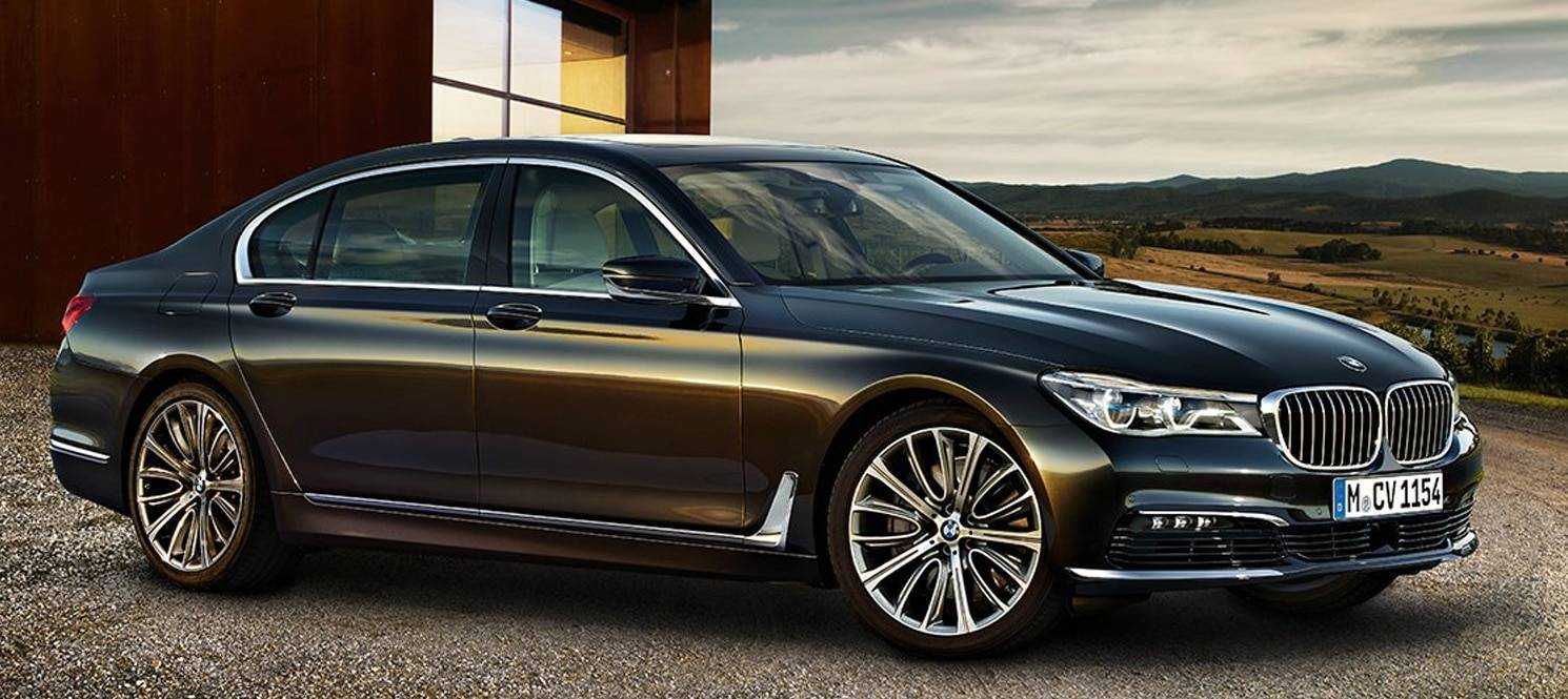 hire bmw 7 series uk