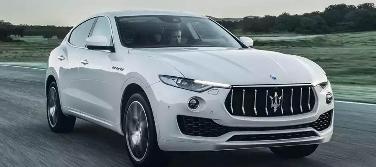 maserati levante - Maserati Luxury Car Hire UK