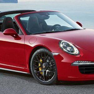 911 TARGA 4 GTS HIRE UK