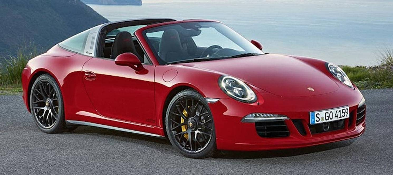 911 TARGA 4 GTS HIRE UK