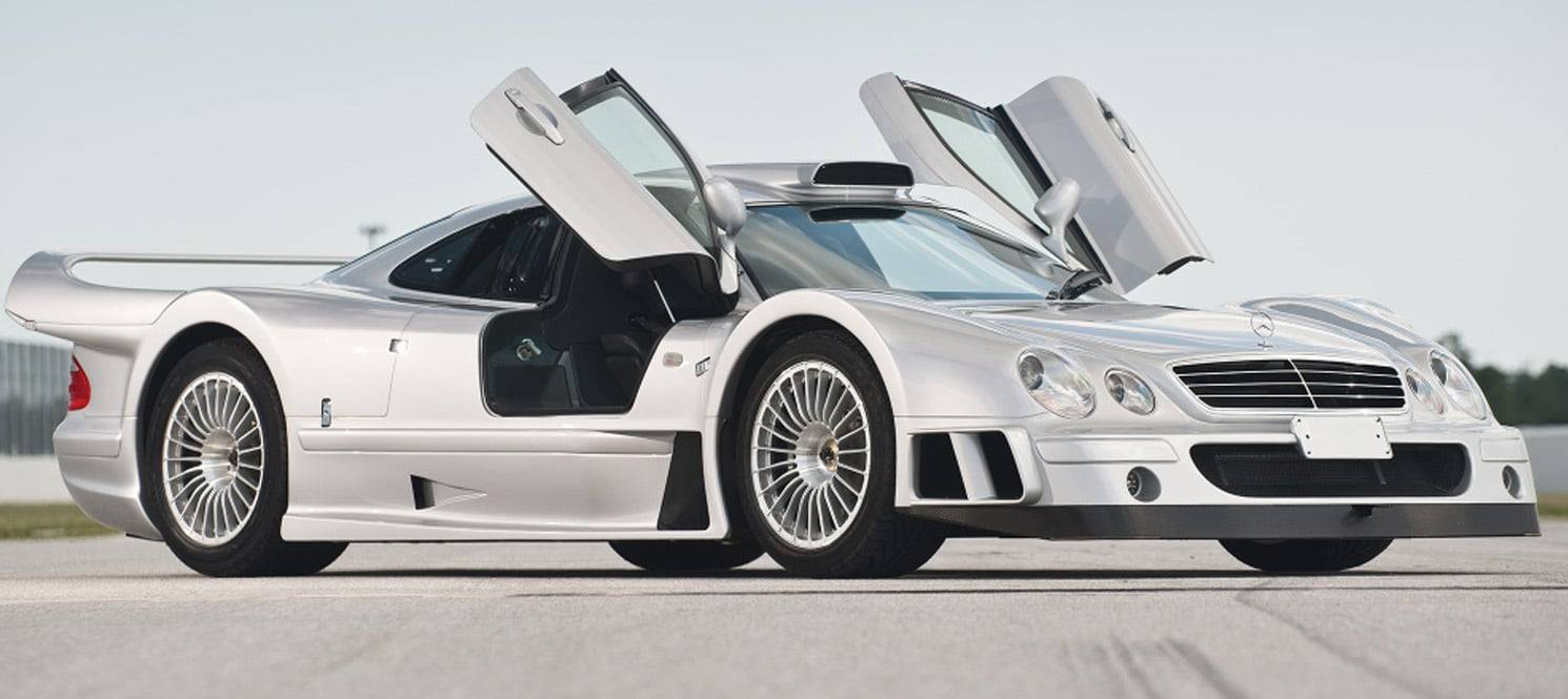 CLK GTR AMG SUPER SPORT hire uk