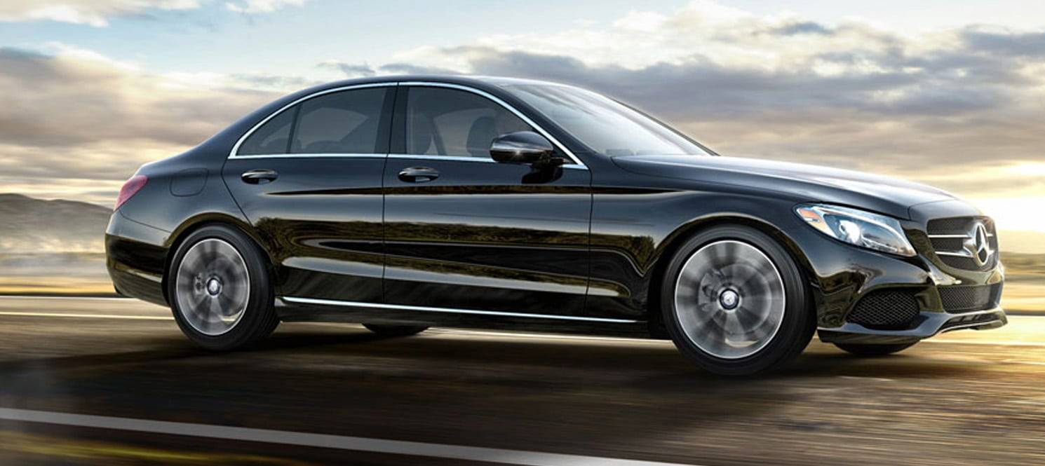 Hire C CLass Sedan UK Luxury