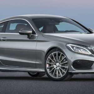 Hire C class coupe