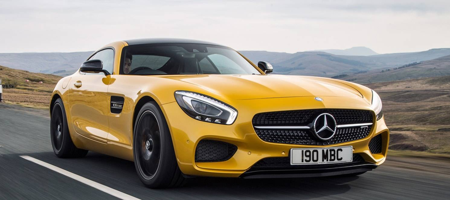 Hire amg gt uk