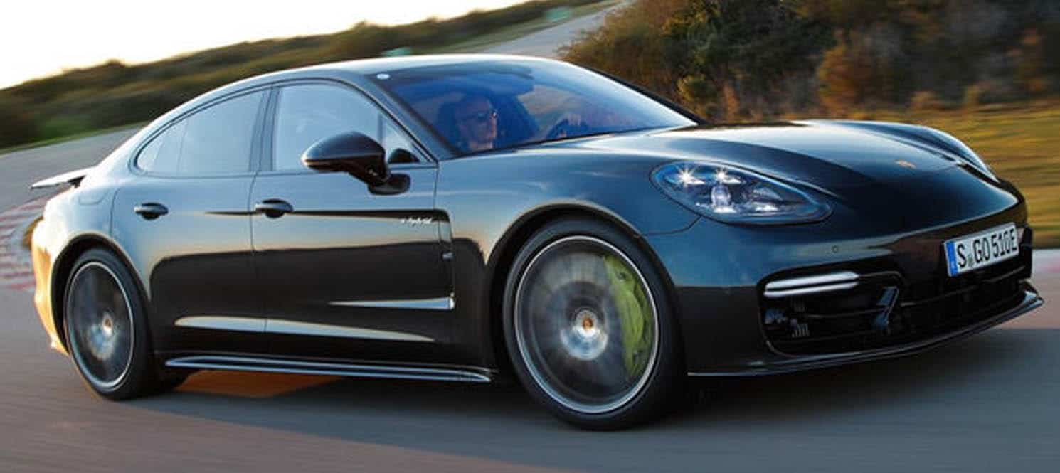 Panturbo - Porsche Luxury Car Hire UK