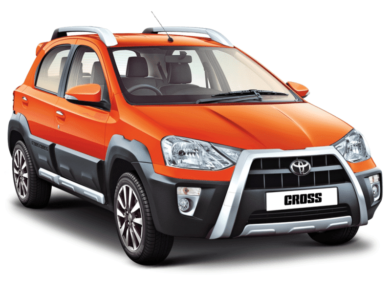 2017 Toyota Etios Cross Review Starr Luxury Car Hire Uk