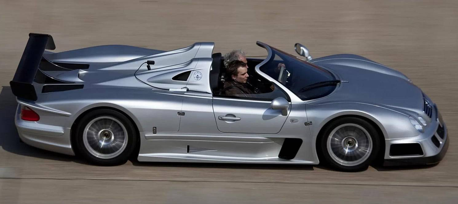 clk gtr amg coupe luury car hire uk