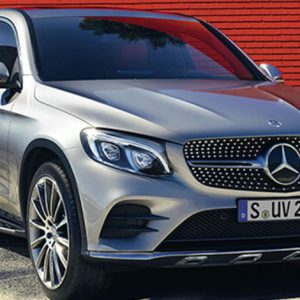 glc coupe hire car uk