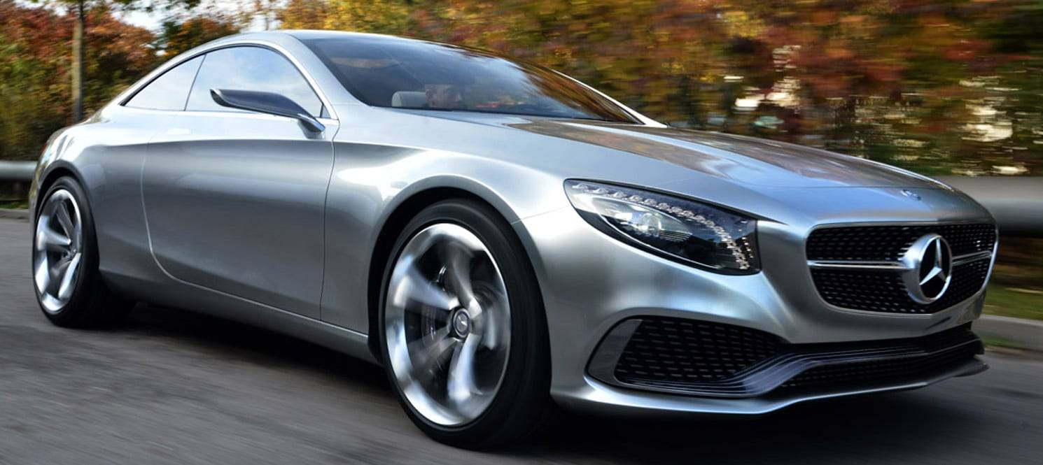 hire concept s class coupe uk