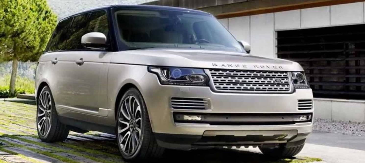 hire range rover vogue