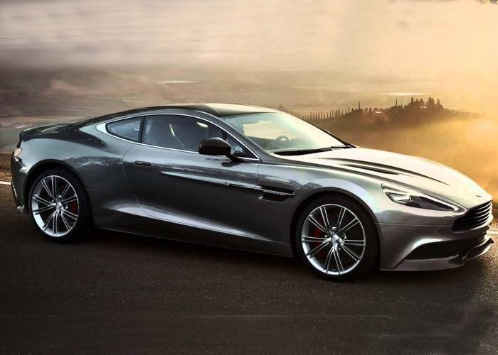 HIRE ASTON MARTIN DB11 UK