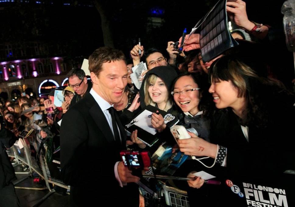 BFI London Film Festival Chauffeur Hire
