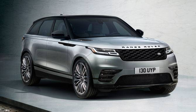 New Range Rover 2018 Models The Luxury 4x4 Just Got Even