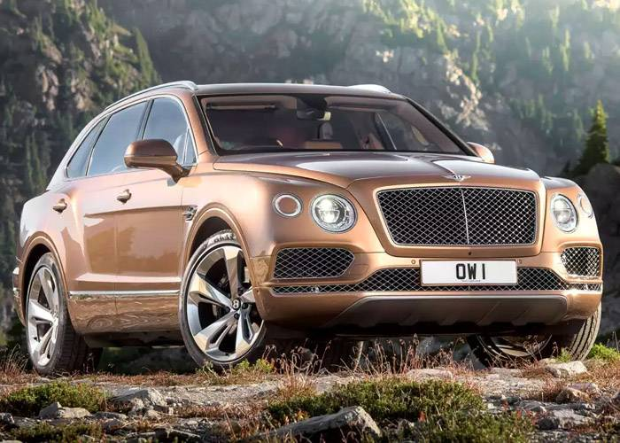 HIRE BENTLEY BENTAYGA UK
