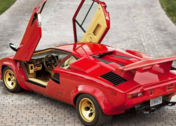 Hire Lamborghini Countach Uk Lowest Prices Guaranteed