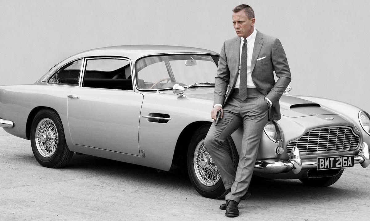 An Evening being Bond: Starr Luxury Cars