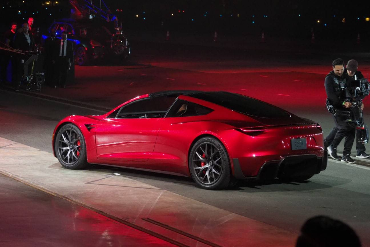 Tesla Roadster - The Bugatti Chiron is No Longer the Fastest Car in The World… Introducing the New Tesla Roadster