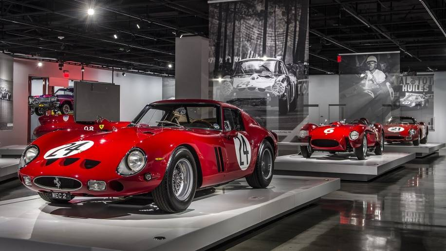 ferrai exhibition - 70 Years of Ferrari: How a Brand Turned into a Legacy