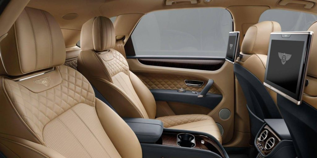 Bentley Bentayga interior 1024x512 - Hire a Prestige Car for the British Grand Prix: The Best Way to Attend the Event
