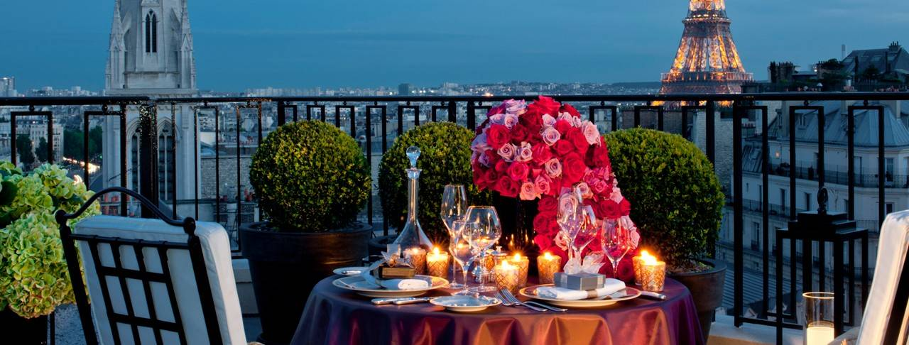 four seasons paris - Luxury Valentine's Day Experiences & The Best Places to Propose