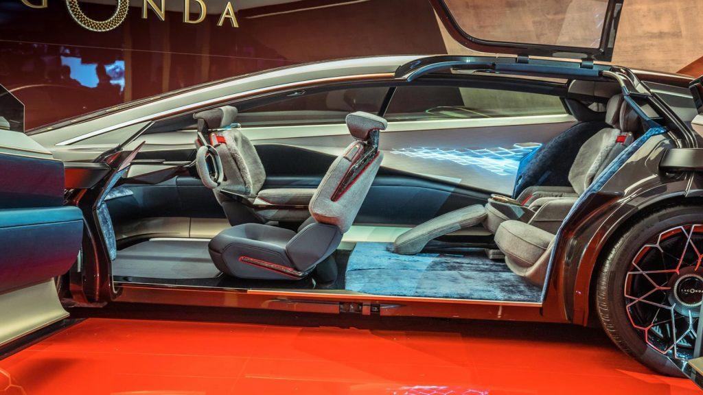 Aston Martin Lagonda vision concept 1024x576 - Geneva Motor Show Highlights: The Top Seven Luxury Cars Revealed