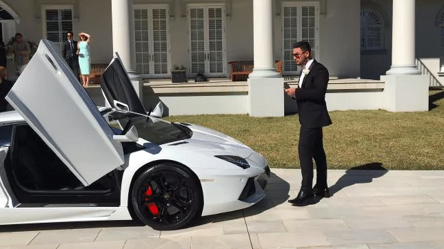 Aventador Groom - The Best Luxury Hire Cars for Your Wedding: From the Bride to the Guests