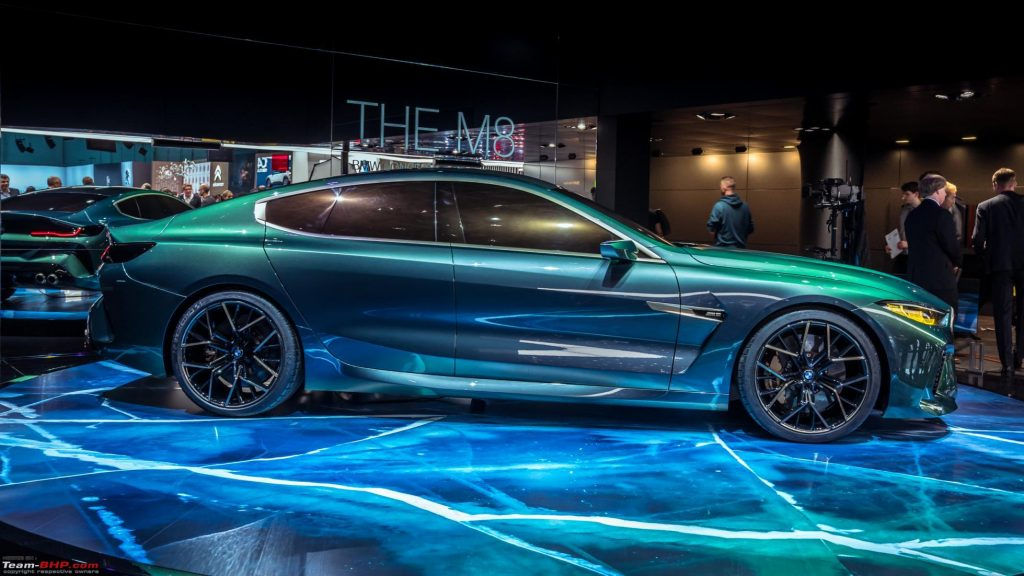 BMW m8 gran coupe 1024x576 - Geneva Motor Show Highlights: The Top Seven Luxury Cars Revealed